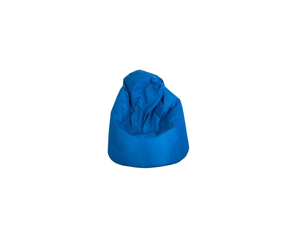 Sedací vak hruška IAV8, modrý