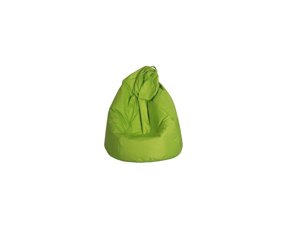 Sedací vak hruška IAV9, zelený