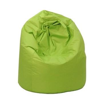 Sedací vak hruška IAV15, zelený