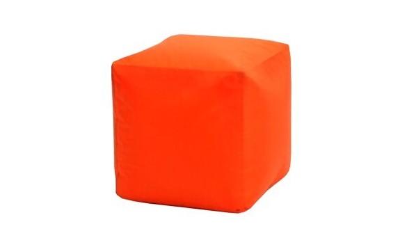 Sedací vak kostka IAV22, oranžový