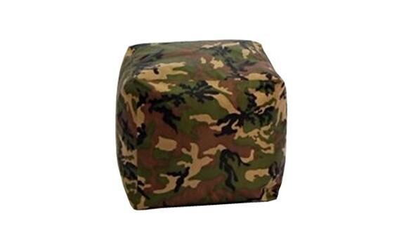 Sedací vak kostka IAV24, army