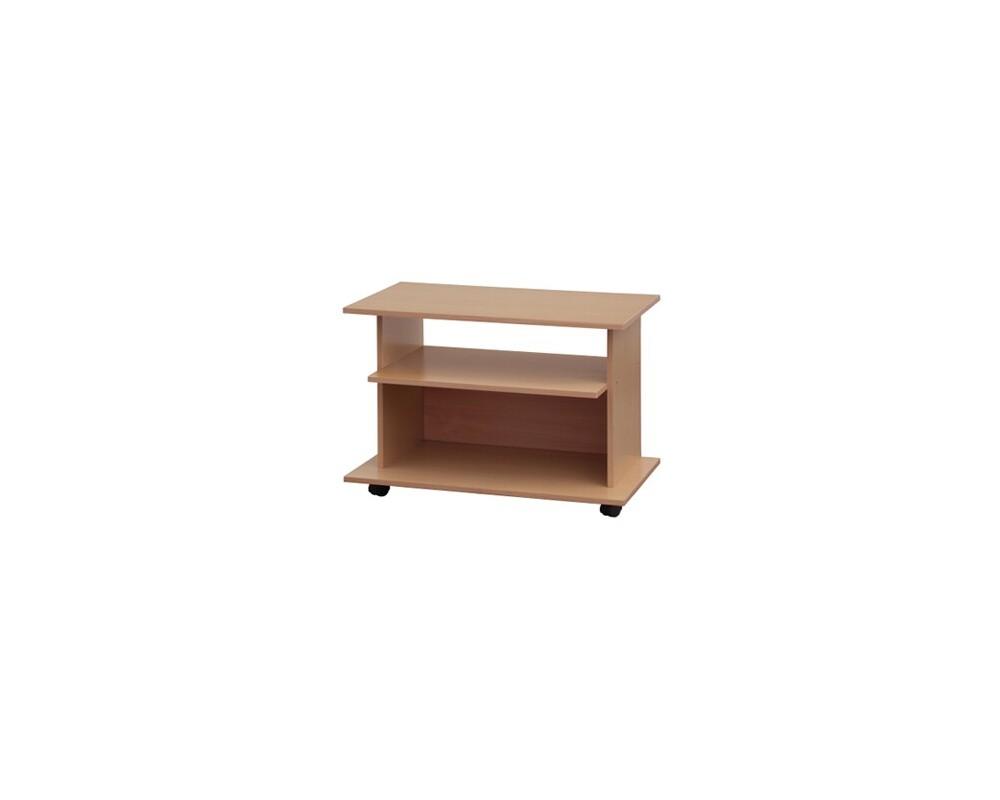 TV stolek IA2500A, lamino buk Nábytek INTENA