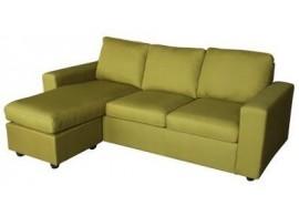 Rohová sedací souprava IAP22, světle zelená