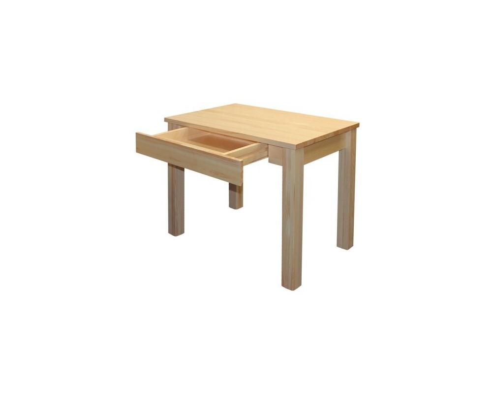 Jídelní stůl z masivu 90x60 BR144, masiv borovice