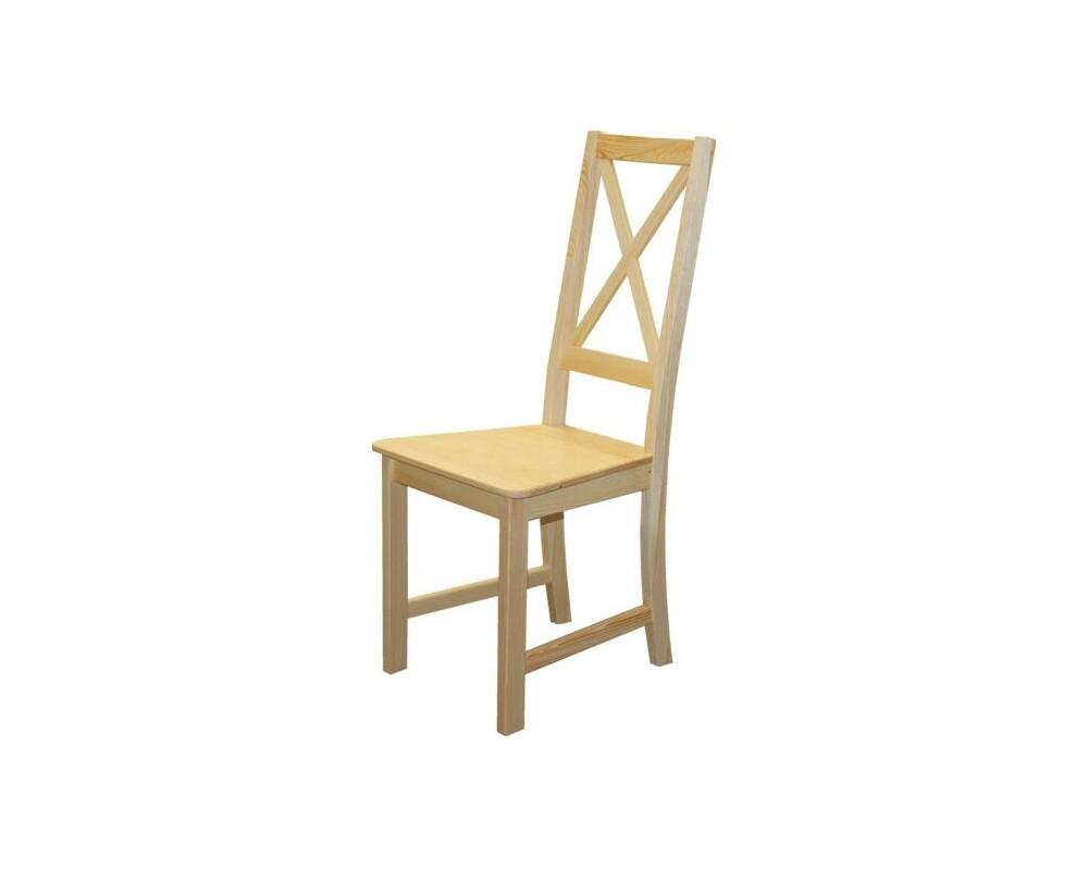 Jídelní židle do kuchyně BR165, masiv borovice