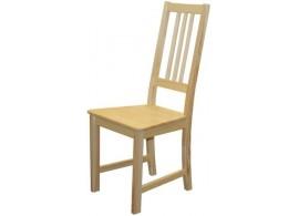 Jídelní židle do kuchyně BR164, masiv borovice