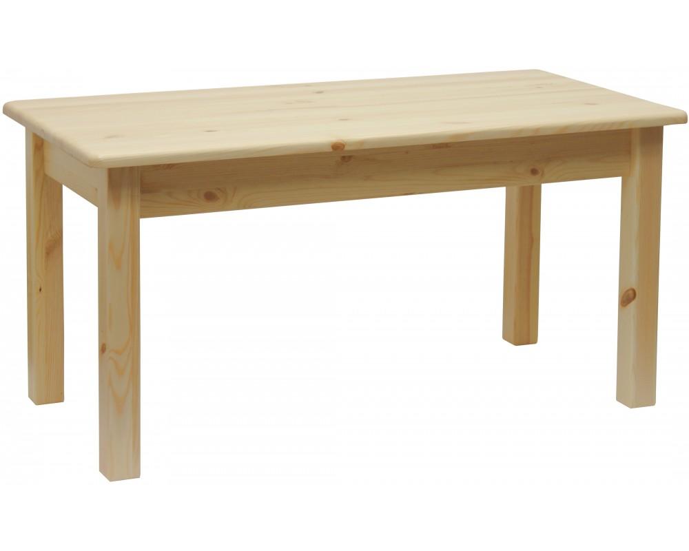 Konferenční stolek z masivu 120x60 - KR302, borovice