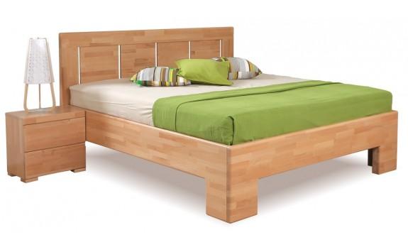 Manželská postel z masivu SOFIA F111 180x200, masiv buk