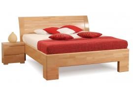 Manželská postel z masivu SOFIA F118, masiv buk