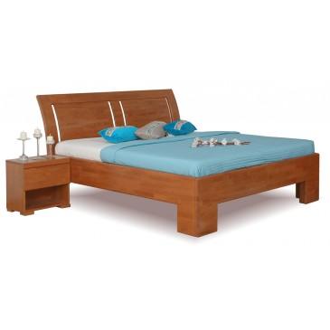 Manželská postel z masivu SOFIA F113 180x200, masiv buk