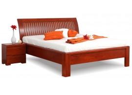 Manželská postel z masivu FLORENCIA F122 180x200, masiv buk