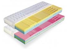 Zdravotní matrace RIGA a RODOS 90x220 1+1 Zdarma, líná pěna