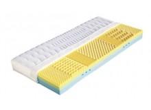 Zdravotní matrace RIGA 120x200, líná pěna