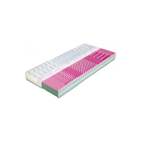 Zdravotní matrace RODOS 180x200, líná pěna