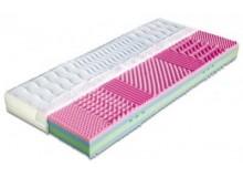 Zdravotní matrace RODOS 120x200, líná pěna