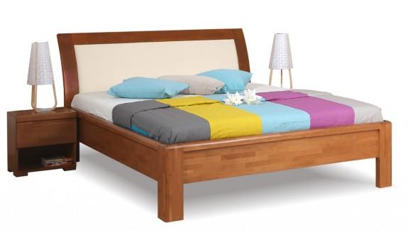 Manželská postel z masivu FLORENCIA F123 180x200, masiv buk