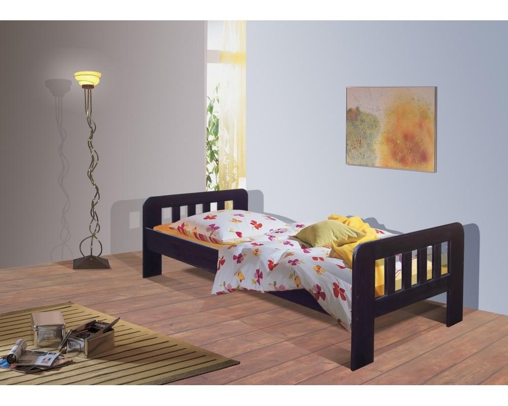 Dětská postelPATRICIE 90x200, masiv borovice