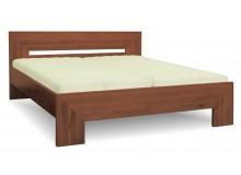 Manželská postel z masivu MARIASH 160x200, 180x200, masiv smrk