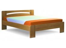 Zvýšená postel z masivu RICHARD PLUS senior 160x200, 180x200, masiv buk
