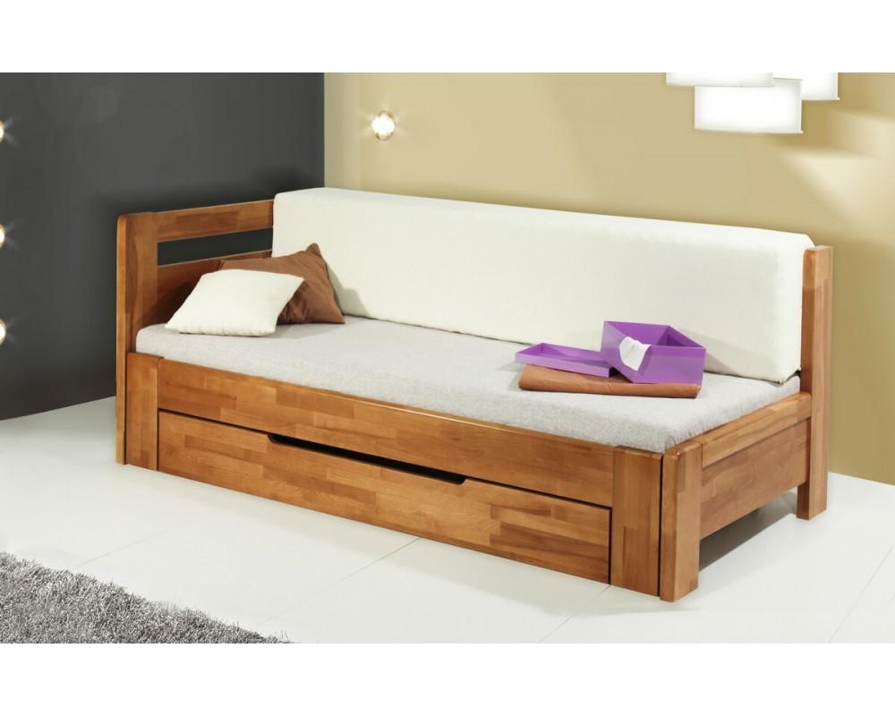 ... Rozkládací postel s úložným prostorem DUO NINA pravá 1dea0846080