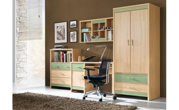 Dětský nábytek KODI B green