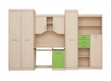 Dětský nábytek ZIP, lamino dub