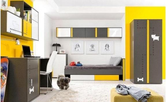 Dětský nábytek GRAFIK, lamino