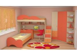 Dětský nábytek pro 2 děti MIA-005