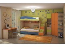 Dětský pokoj pro 2 děti MIA-006