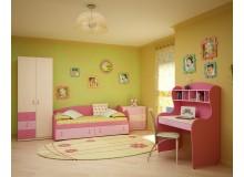 Dětský nábytek pro holky MIA-007