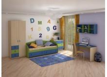 Dětský pokoj pro kluky MIA-008