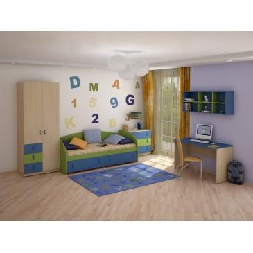 Dětský nábytek pro kluky MIA-008