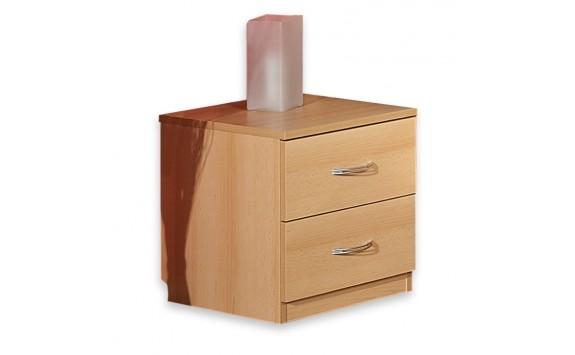 Noční stolek - skříňka B26-BOLZANO, buk