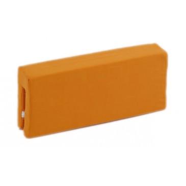 Textilní chránič na zábrany MONTERO-16, oranžová