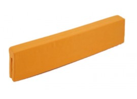 Textilní chránič na zábrany MONTERO-17, oranžová