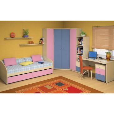 Dětský pokoj pro holky NX-04-Next