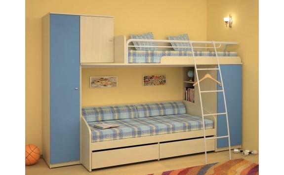 Patrová postel pro kluky NX-05-Next