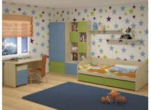 Dětský pokoj pro kluka NX-06-Next