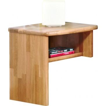 Noční stolek STANDA L - masiv dub