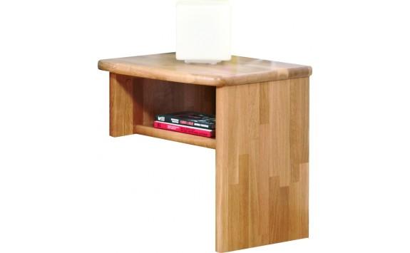 Noční stolek STANDA P - masiv dub