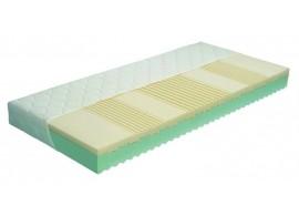 Zdravotní matrace PALERMO 160x200, PUR pěna