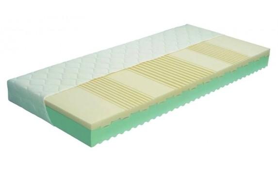 Zdravotní matrace PALERMO 180x200, PUR pěna