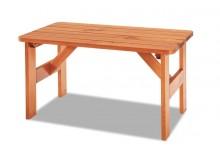 Zahradní stůl ULMA JUNIOR, masiv borovice