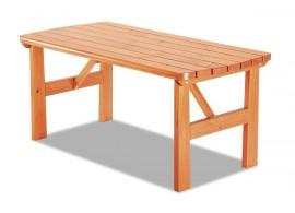 Zahradní stůl LAND, masiv borovice