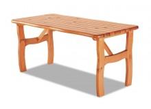 Zahradní stůl TROL, masiv borovice