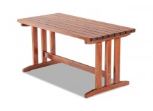 Zahradní stůl MARKETA, masiv dub