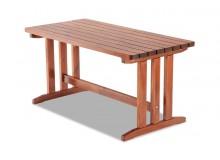 Zahradní stůl MARKETA, masiv borovice