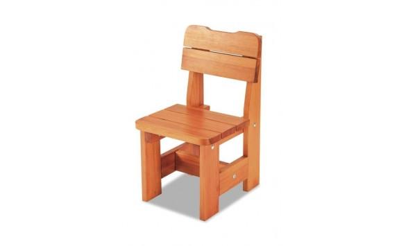 Zahradní židle - křeslo ULMA, masiv borovice