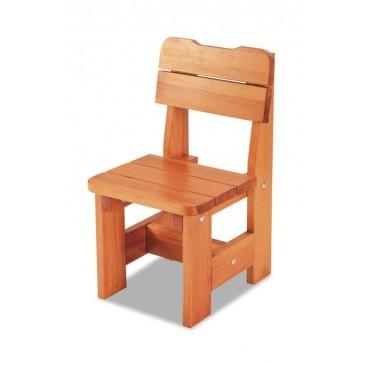 Zahradní židle - křeslo ULMA JUNIOR, masiv borovice