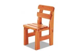 Zahradní židle - křeslo LAND, masiv borovice